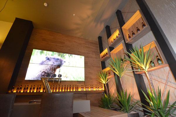 projeto Sala das Cervejas, na Campinas Decor