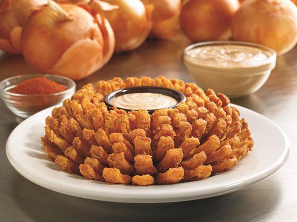 Bloomin Onion