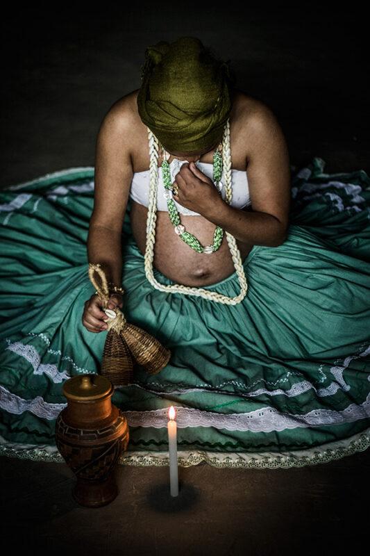 Gravidez Sagrada - Roger Cipó Fotografia