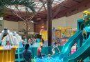 Atração de férias do Parque D. Pedro Shopping tem versão baby dos super-heróis da DC Comics