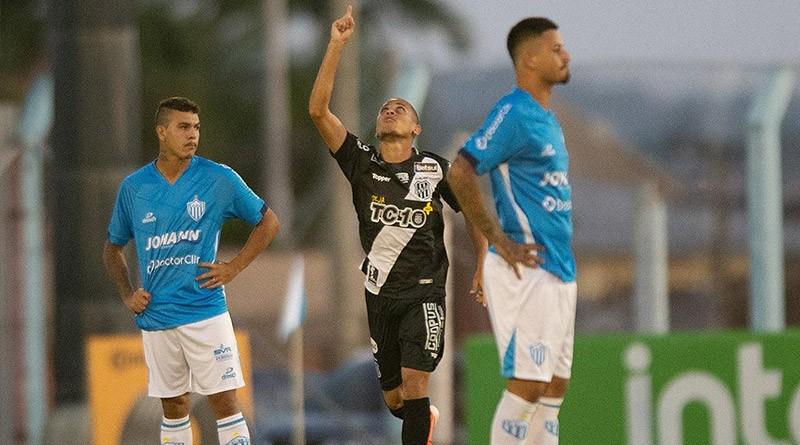 Ponte Preta vence Novo Hamburgo no Sul e avança na Copa do Brasil