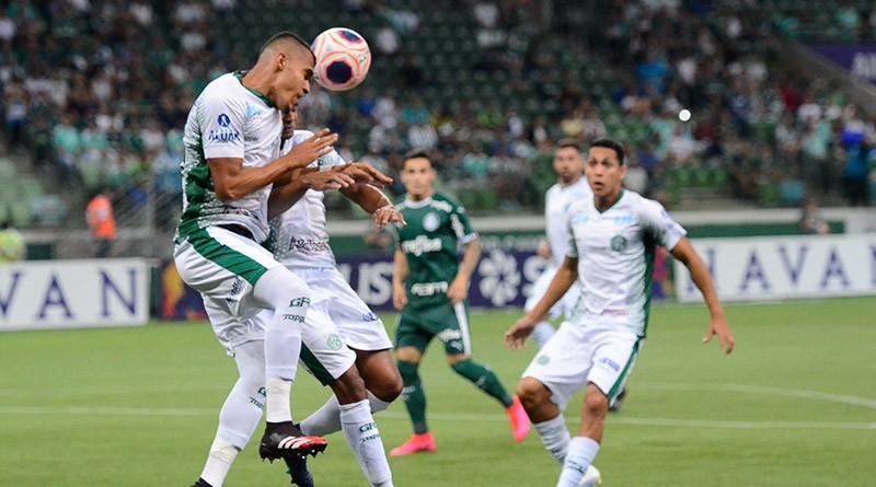 Pelo Paulistão, Guarani perde para o Palmeiras fora de casa