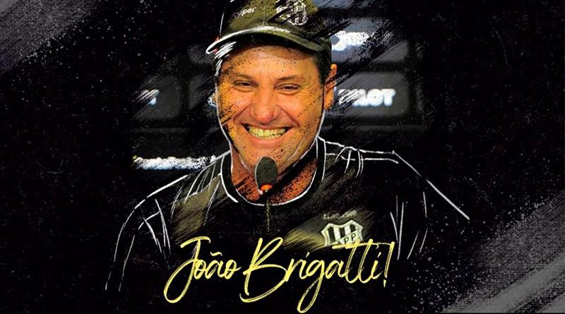 João Brigatti é o novo técnico da Ponte Preta