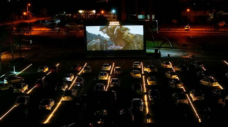 Iguatemi Campinas traz cinema drive-in para o estacionamento do shopping de 13 a 16 de agosto
