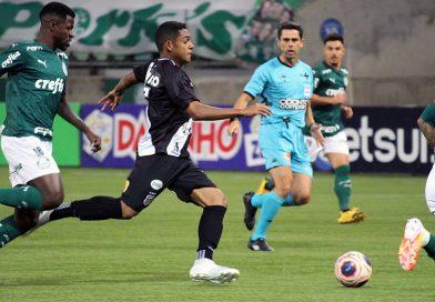 Cabeça erguida: Ponte perde para o Palmeiras no Allianz e encerra participação no Paulistão