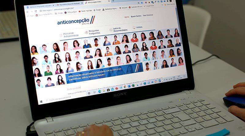 Reprolatina atualiza e reabre seu site Anticoncepção On line durante pandemia de COVID-19