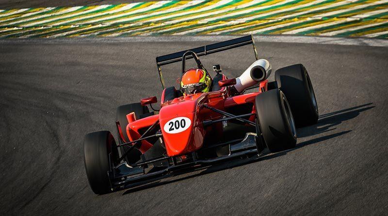 Campineiro João Pedro Maia corre com um F3 pela primeira vez