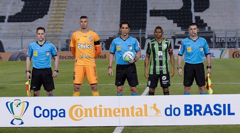 Copa do Brasil: Ponte e América-MG empatam jogo de ida e decisão fica aberta para o segundo jogo