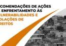 """""""Recomendações de ações de enfrentamento às vulnerabilidades e violações de direitos"""" serão entregues aos candidatos à Prefeitura de Campinas"""