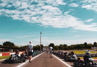 Começa a temporada dos campeonatos e torneios no Kartódromo San Marino