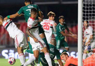 Em grande jogo, Guarani é derrotado pelo São Paulo no Morumbi