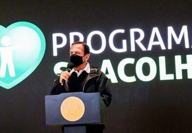 Doria anuncia auxílio de R$ 300 a parentes de vítimas da COVID-19